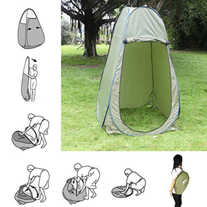 Pop Up Tents Changing Room Outdoor Backpack Bag (AZFS)