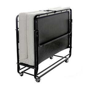 Milliard Premium Folding Bed with Memory Foam Mattress  (AZFS)