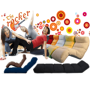 Convertible Guest Bed Game Chair Ninja(LSFS)
