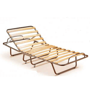 The Tokio Folding Bed With Reclining Headrest
