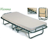 The Vienna Extra Long Bed With Premium Mattress 92355(LBFS)